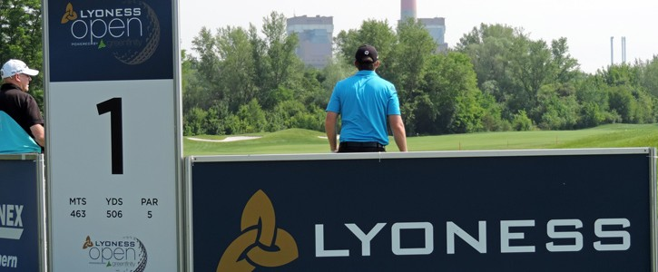 Lyoness Open Qualifikation 2015