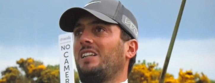 Francesco Molinari 2015