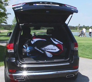 Jeep Grand Cherokee Golftest