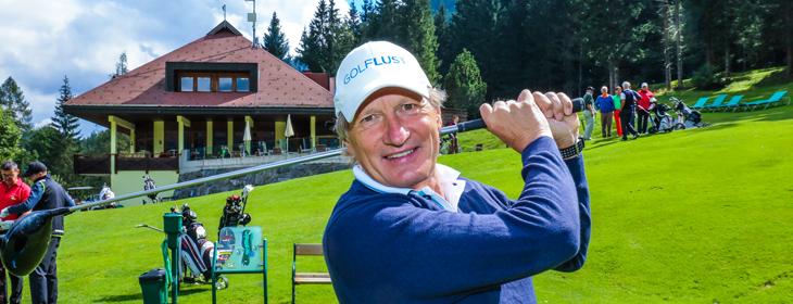 Franz Klammers Golfheimat der GC Bad Kleinkirchheim