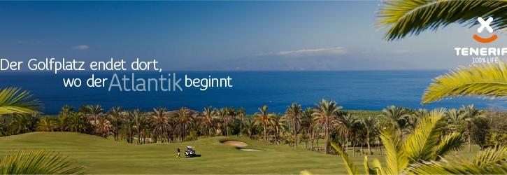 Abama Golf - Teneriffa